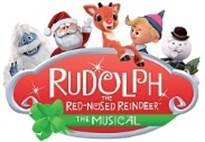Rudolph Soars from Screen to Stage in Family-Friendly Adaptation of Highest Rated Christmas Special of All Time