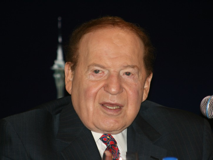Billionaire Sheldon Adelson Gives $650,000 to State GOP