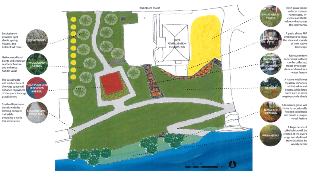 Shoreline Restoration Project Plan