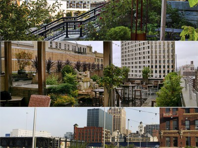 Vantage Point: Rooftop Dining