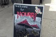 Nourri. Photo by Cari Taylor-Carlson.