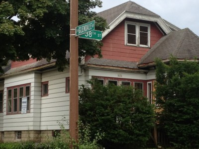 Corridor of Dreams: The Problem of Foreclosed Homes