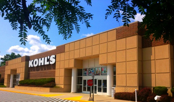 Kohl's. Photo by Mike Mozart.