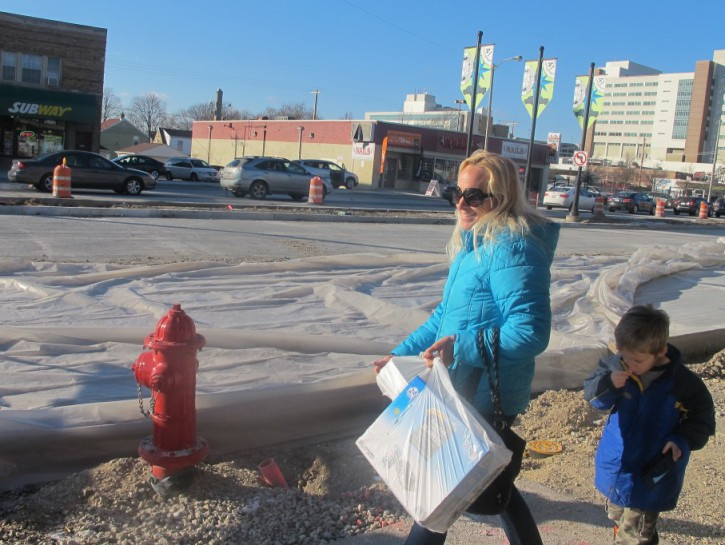 South 27th Street Construction Delayed Until Spring