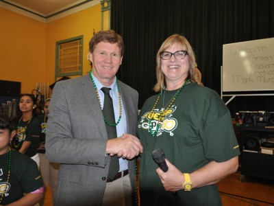 MPS educator named Midwest PE Teacher of the Year