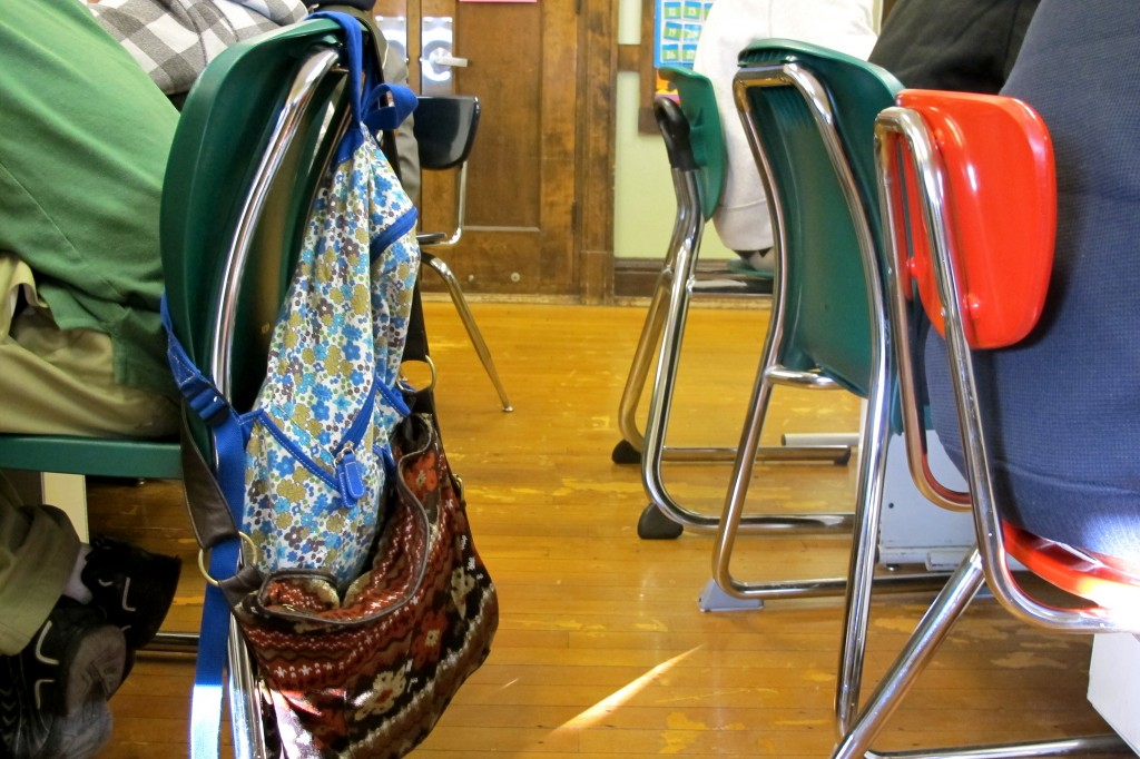 Though the most recent data available shows an increase in the number of MPS students in their seats at school, truancy has plagued the district for more than a decade. (Photo by Tessa Fox)