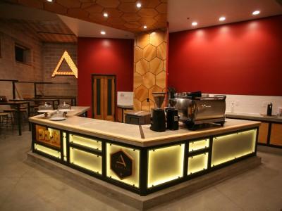 City Business: Alderaan Coffee