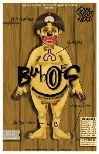 Buboes A Bouffon Medicine Show