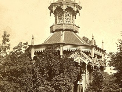 Yesterday's Milwaukee: Alexander Mitchell's Belvedere, 1880s