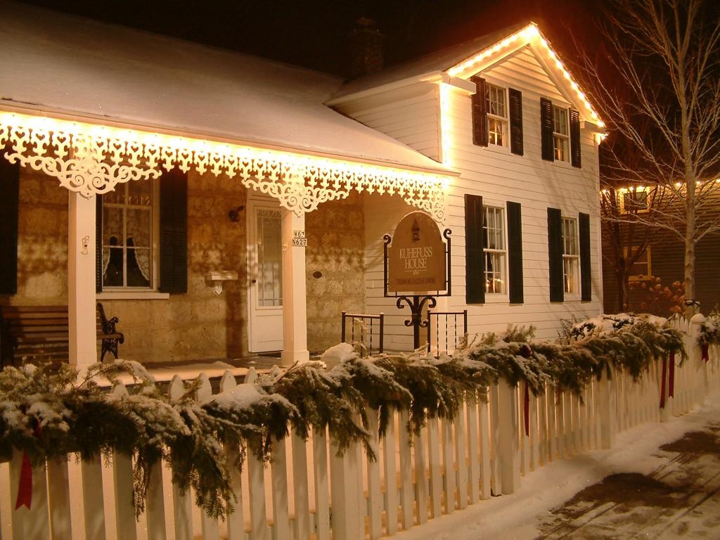 Kuhefuss House.