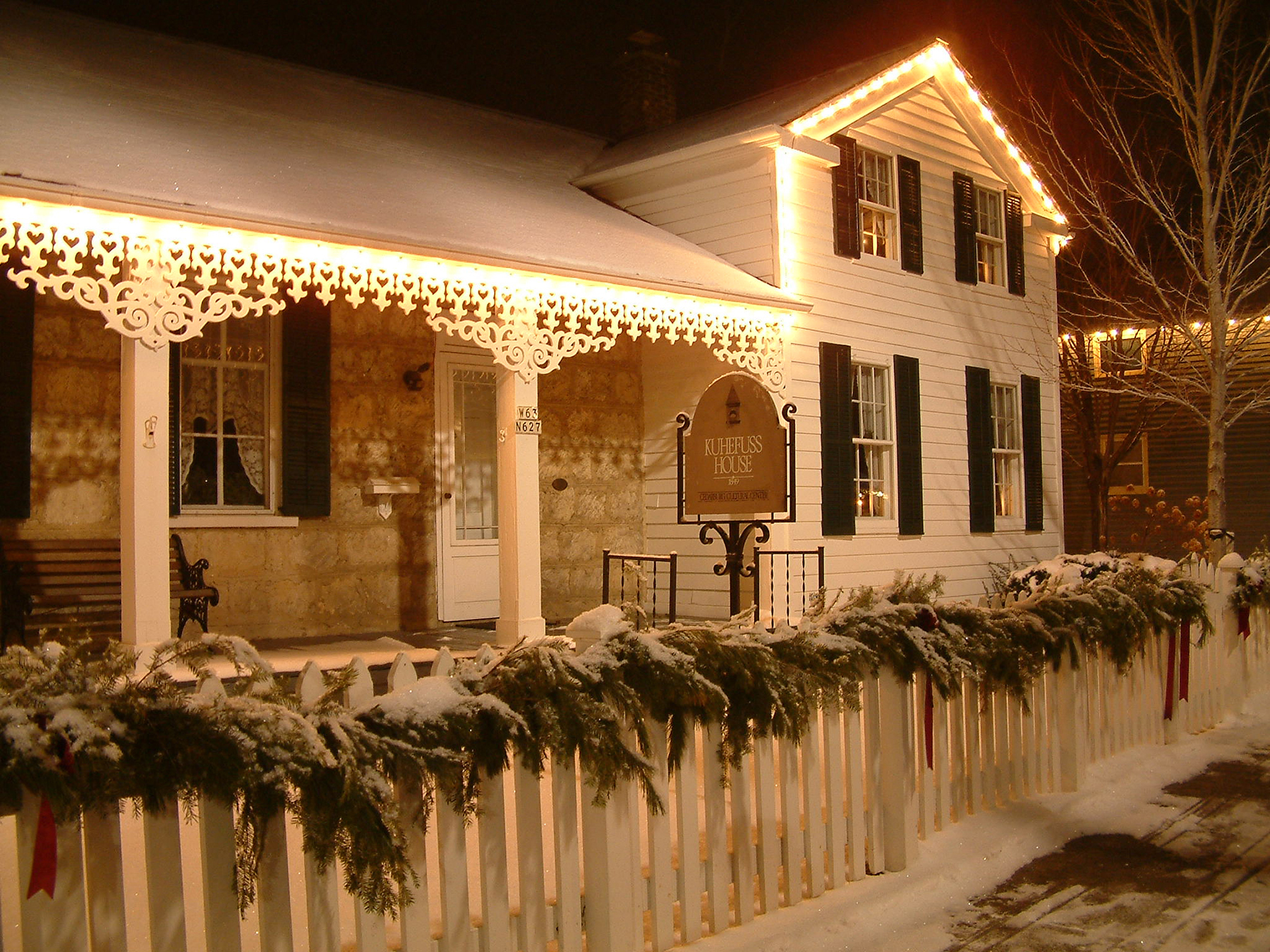 Holiday Traditions during the Civil War era featured in Historic Kuhefuss House Museum Tours
