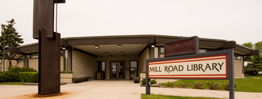 Mill Road Library. Photo courtesy of MPL.