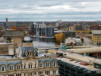 Vantage Point: From The Railway Exchange Building