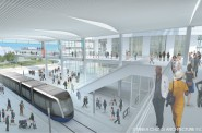 Proposed Milwaukee Streetcar.