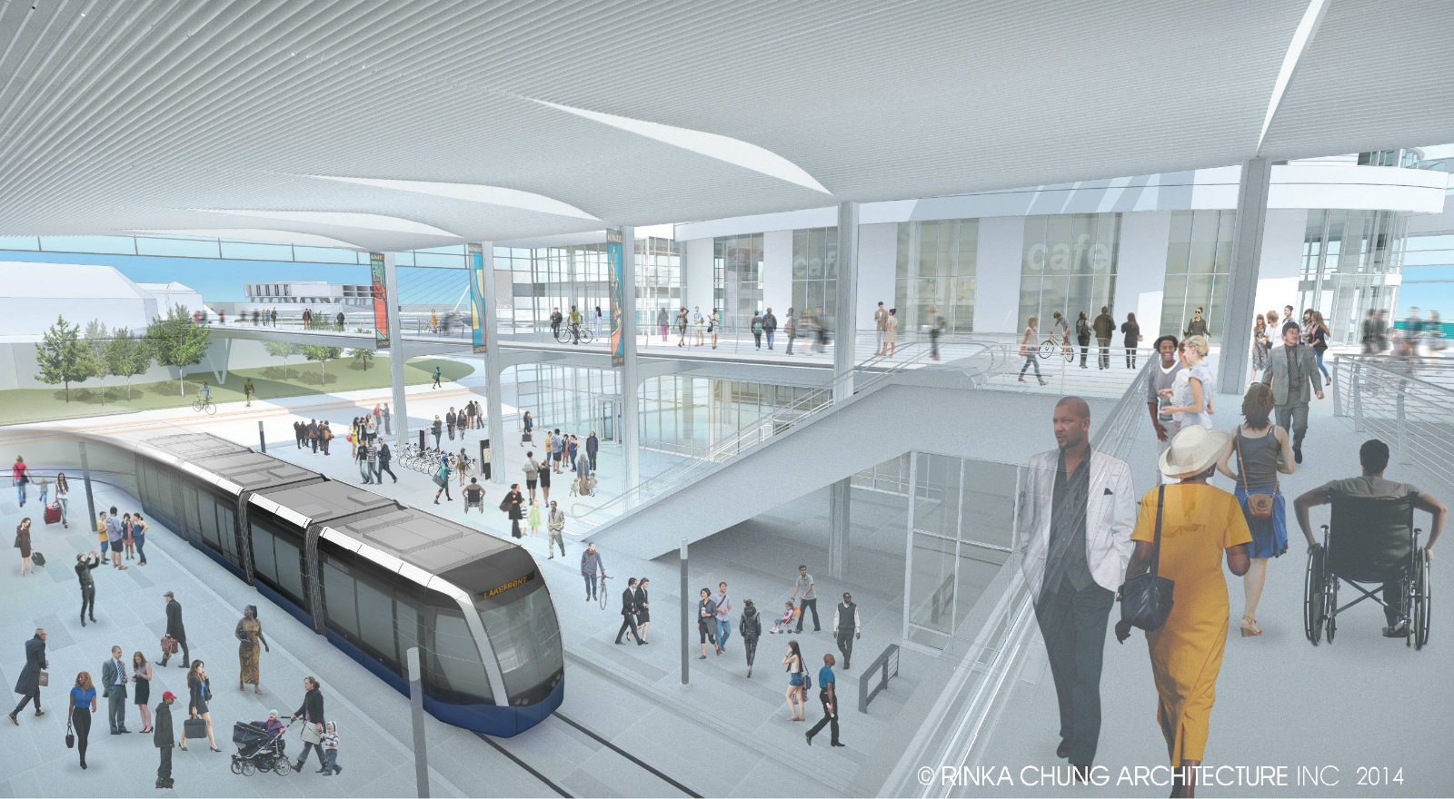 Proposed Milwaukee Streetcar.