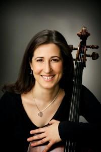 Susan Babini - cellist