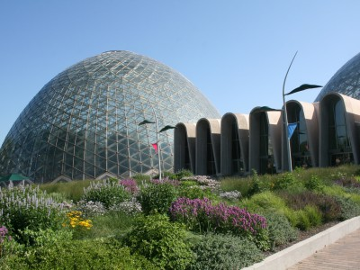 Milwaukee County Executive Chris Abele Announces the Reopening of Desert Dome
