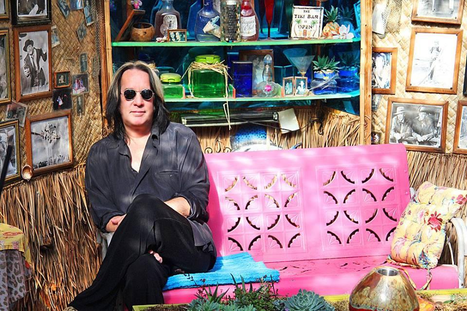 Todd Rundgren. Photo from facebook.