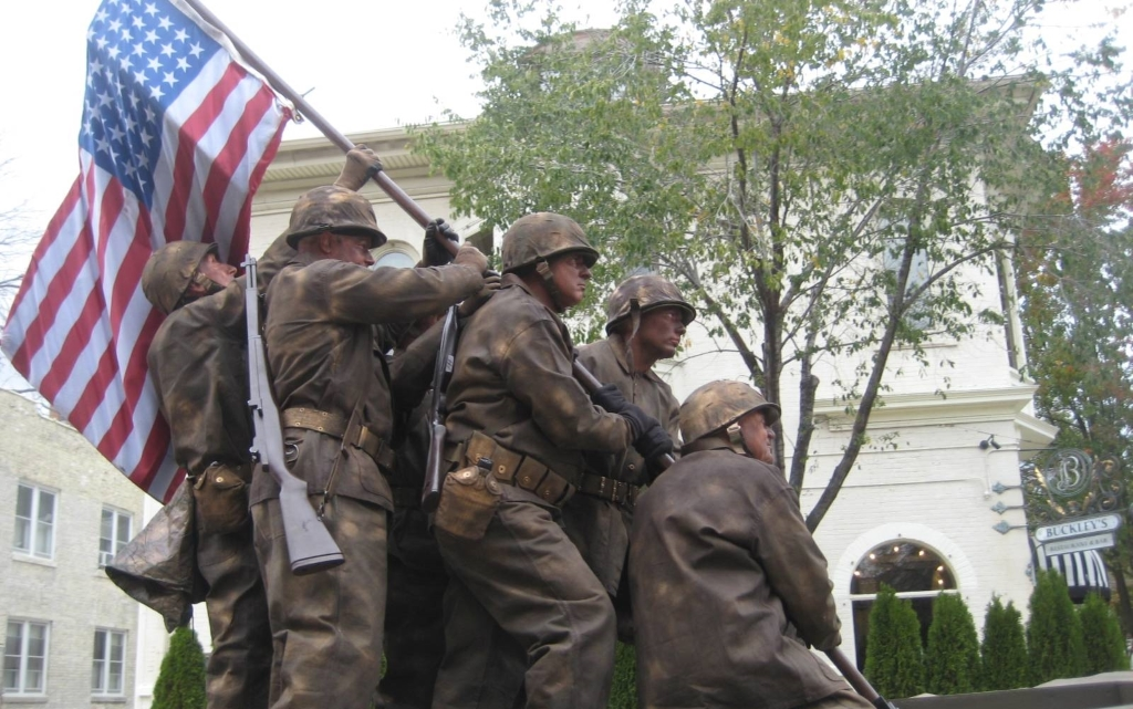 51st Veterans Day Parade. Photo by Michael Horne.