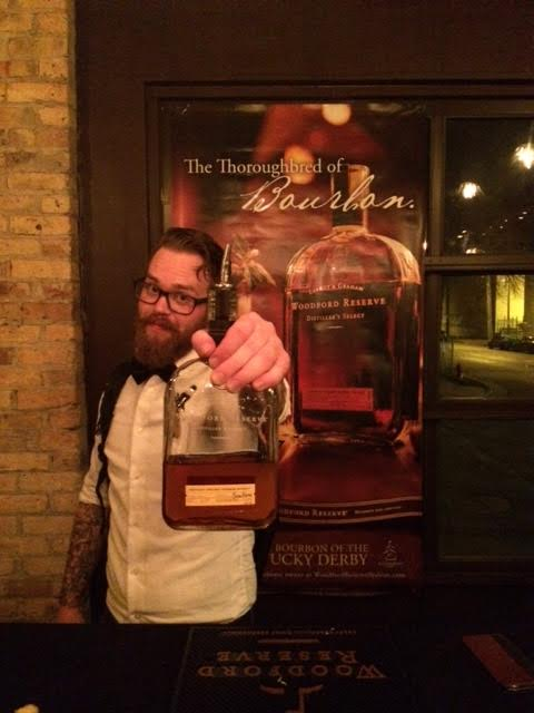 Tripper Duval of Milwaukee Advances to the National Manhattan Experience Finale Event