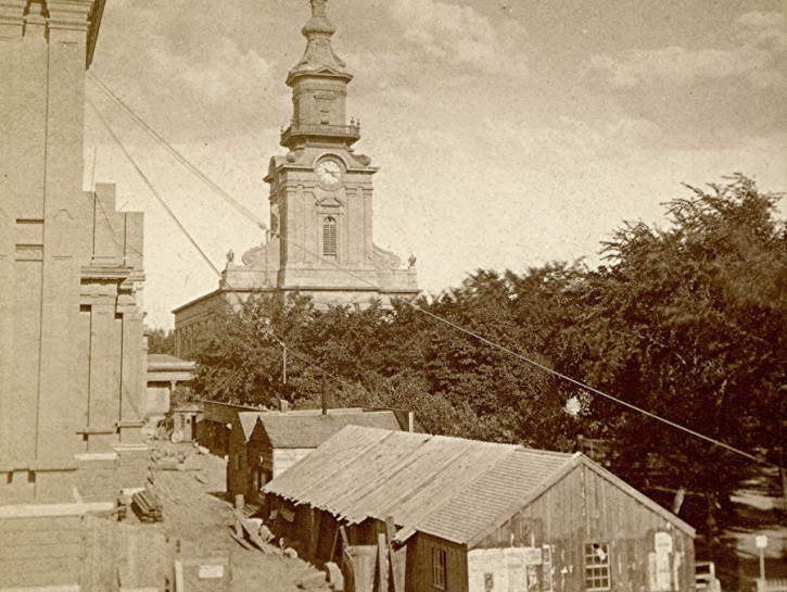 Yesterday's Milwaukee: Building the Second Courthouse, 1870s