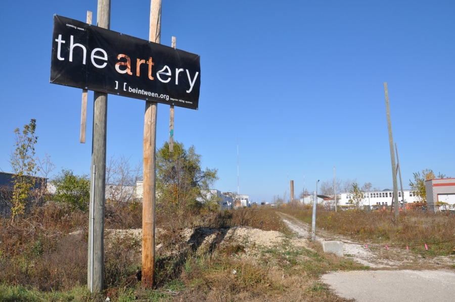 The Artery. Photo taken October 27th, 2012 by Christine Pedretti.  All Rights Reserved.