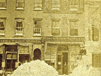 Yesterday's Milwaukee: The Great Storm of 1871