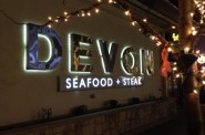 Devon Seafood & Steak. Photo by Jeff Merlot.