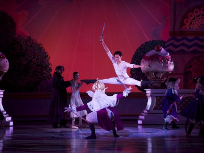 Dance: The Nutcracker is Big and Athletic