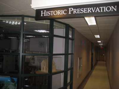 City of Milwaukee Historic Preservation office. Photo by Michael Horne.