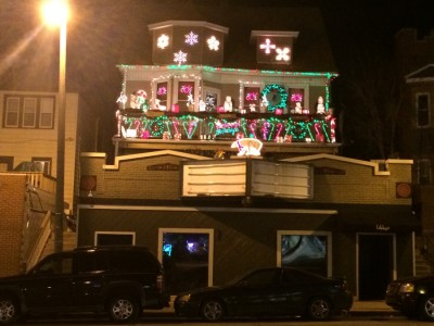 House Confidential: The House of Holiday Lights
