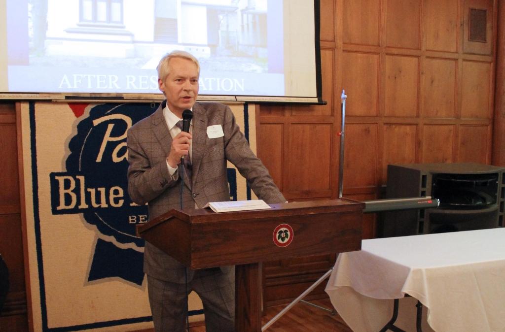 Paul Jakubovich. Photo courtesy of the City of Milwaukee.