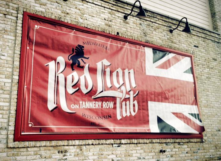 The Red Lion. Photo from facebook.