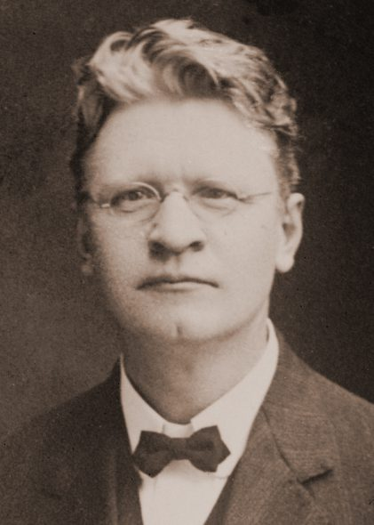 Emil Seidel was the first Socialist mayor of a major U.S. city. Photo is in the Public Domain.