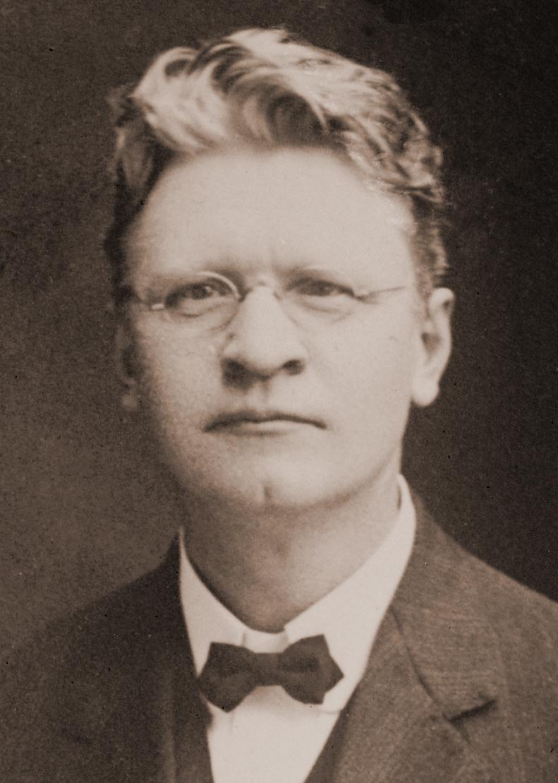 Emil Seidel. Photo is in the Public Domain.