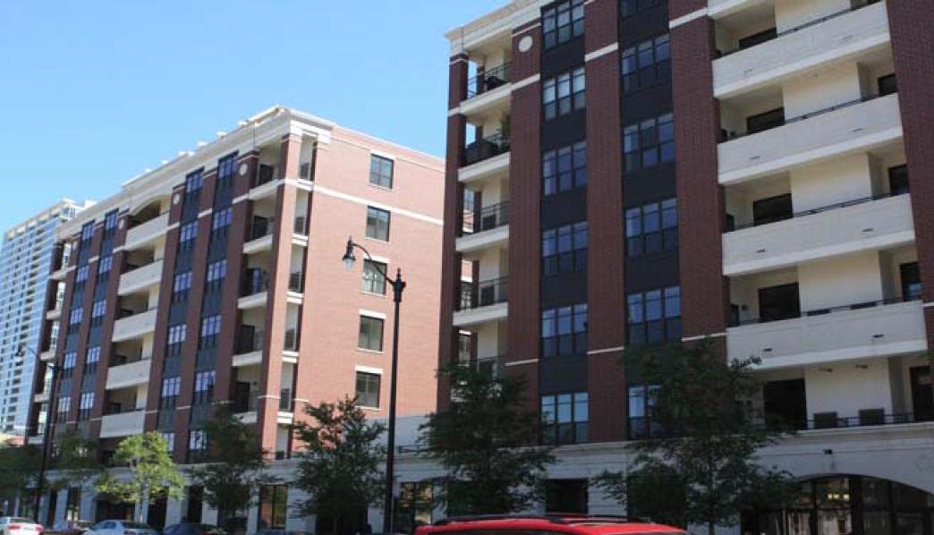 Terrazio Apartments And Condominiums. Photo courtesy of Mandel Group.