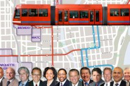 Milwaukee Streetcar with Common Council