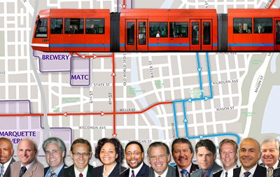 Eyes on Milwaukee: Streetcar Approved, but Held