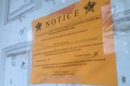 Notice. Photo courtesy of Milwaukee Neighborhood News