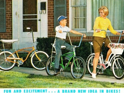 Bike Czar: Remember When Kids Didn't Wear Helmets?