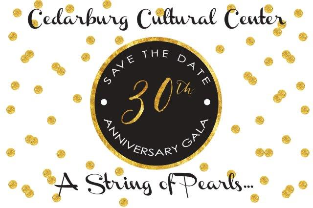 Cedarburg Cultural Center proudly celebrates its 30th Anniversary