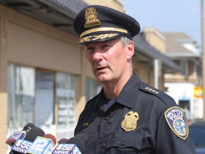 "Milwaukee Police Chief Ed Flynn goes ""On the Issues"""