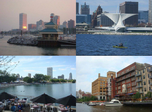 Images of Milwaukee's Freshwater Landscape