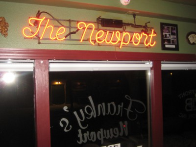 Bar Exam: Simple Pleasures of The Newport