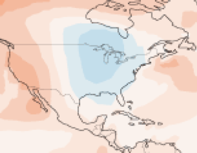 Great Lakes Cold Anomaly