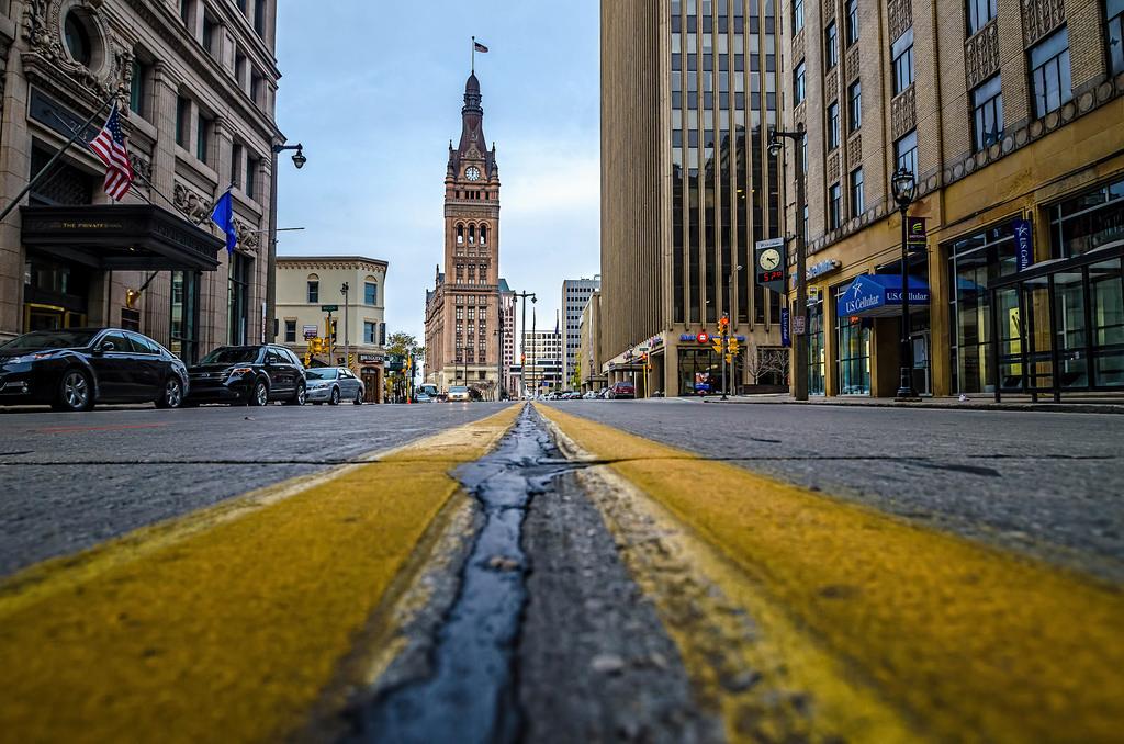 Milwaukee. Photo by Jake Rostermundt