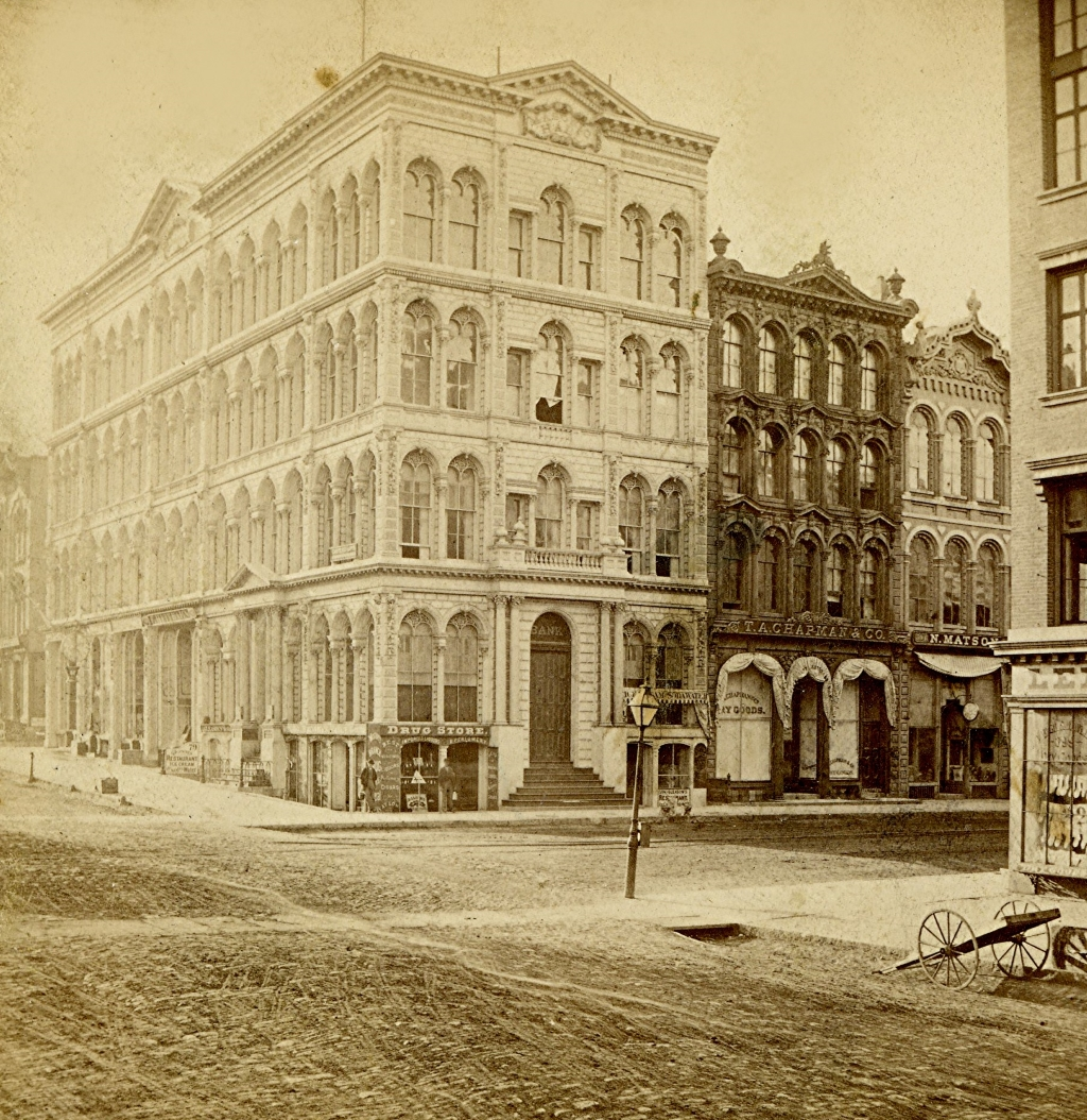 T. A. Chapman & Co., Late 1860s. Photo courtesy of Jeff Beutner.
