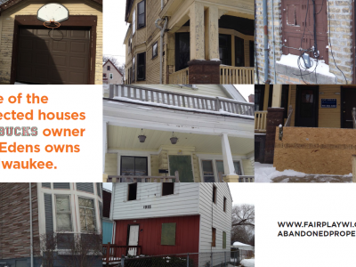 Why Would the State Give $220 Million to Someone Whose Company is Destroying Milwaukee Neighborhoods?
