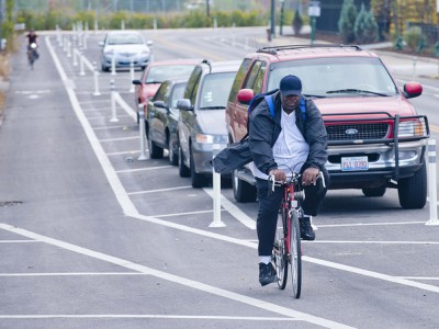 Bike Czar: More Protected Bike Lanes and Greenways Needed