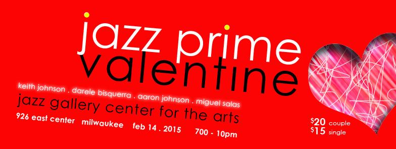 Jazz Prime Valentine